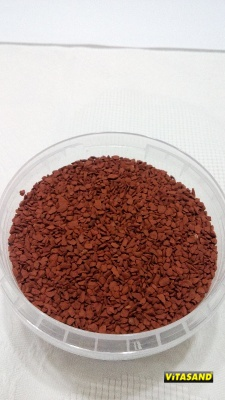 GR-805 GRİT KIRMIZI KUŞ KİLİ 300 gram